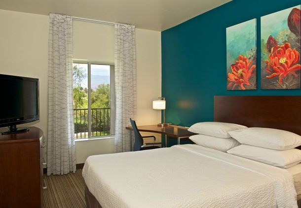 Each of our Two-Bedroom Suites offers two separate bedrooms, two bathrooms, a living area and a fully equipped kitchen.