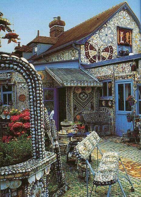 ☮ American Hippie Bohéme Boho Style ☮ Mosaic House