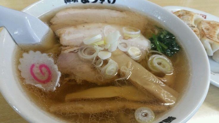 栃木県佐野「麺屋ようすけ」ラーメン、餃子|コン兄のブログ