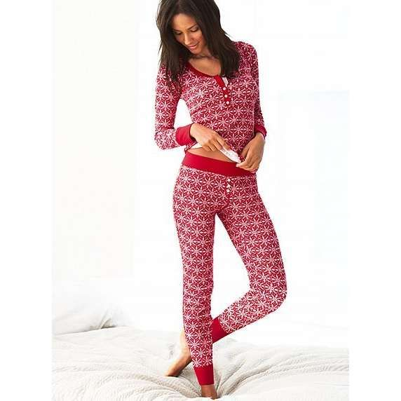 Women's Pajamas Target Thermal Long Jane Pajama