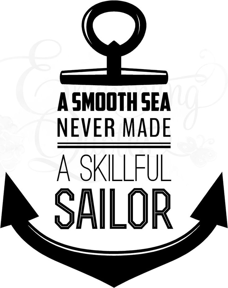 Inspirational Wall Quotes  Vinyl Wall Decals, Nautical Quotes