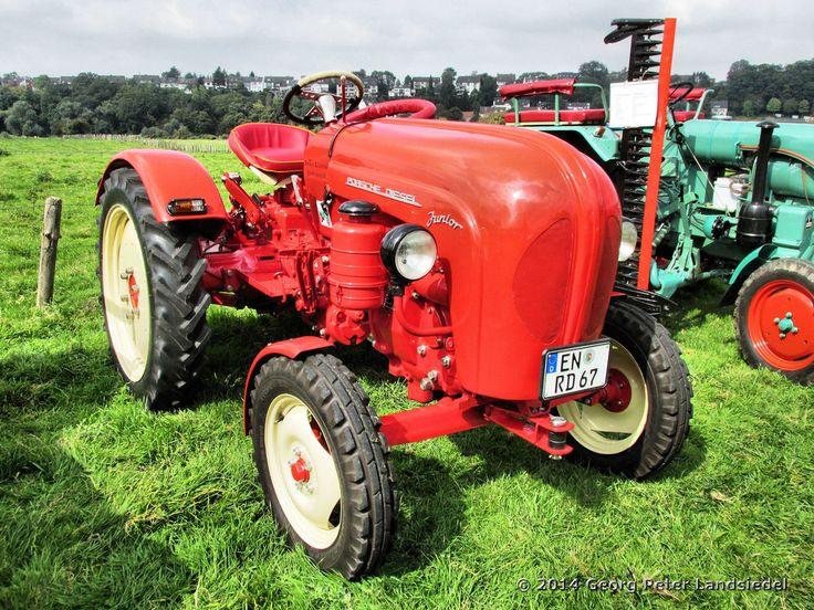 Alle Größen   Traktor Porsche Diesel Junior - Hattingen Reifen-Stahl_3949_2014-09-13   Flickr - Fotosharing!