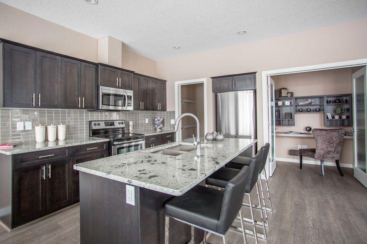 #Kitchen #Granite #Home #Office