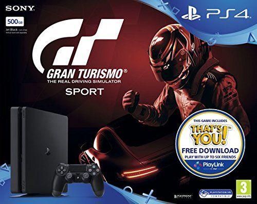 Sony GT Sport 500GB PS4 Bundle