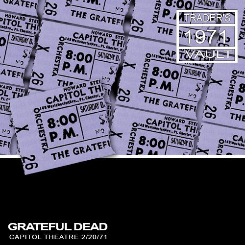 Lossless Bootleg Bonanza: Grateful Dead - Port Chester, NY (02/20/71