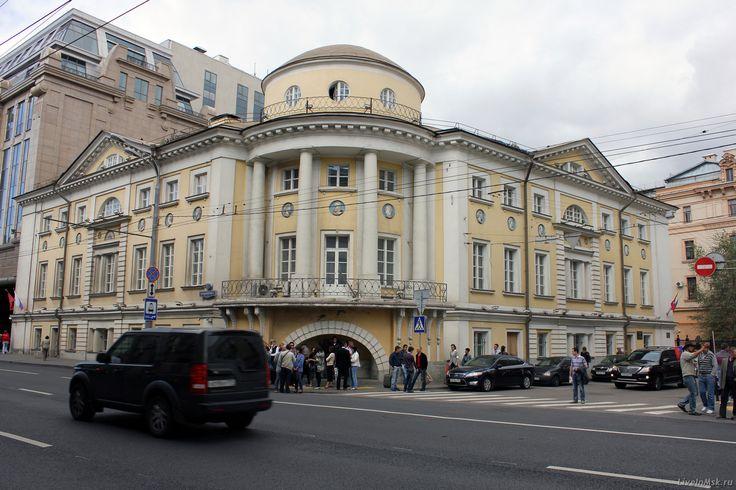 Болконских дом