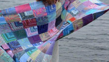 Mitred Squares Blanket - Part 2
