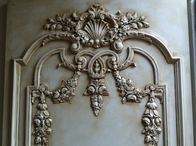 French Wall Covering : French wall panel manufactured by decorators supply jp