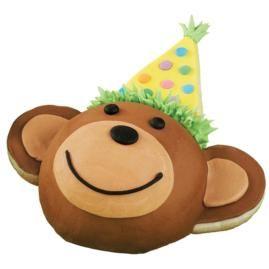 Monkey Smash Cake Tutorial