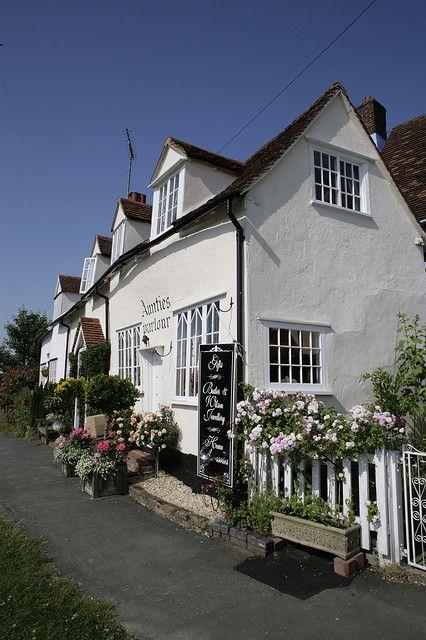 Antiques - Finchingfield, Essex, England