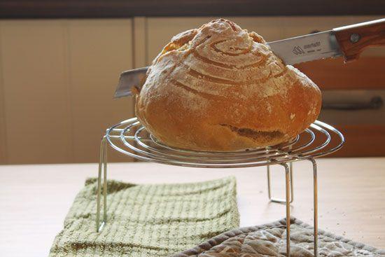 homemade bread: biscottirosaetralala