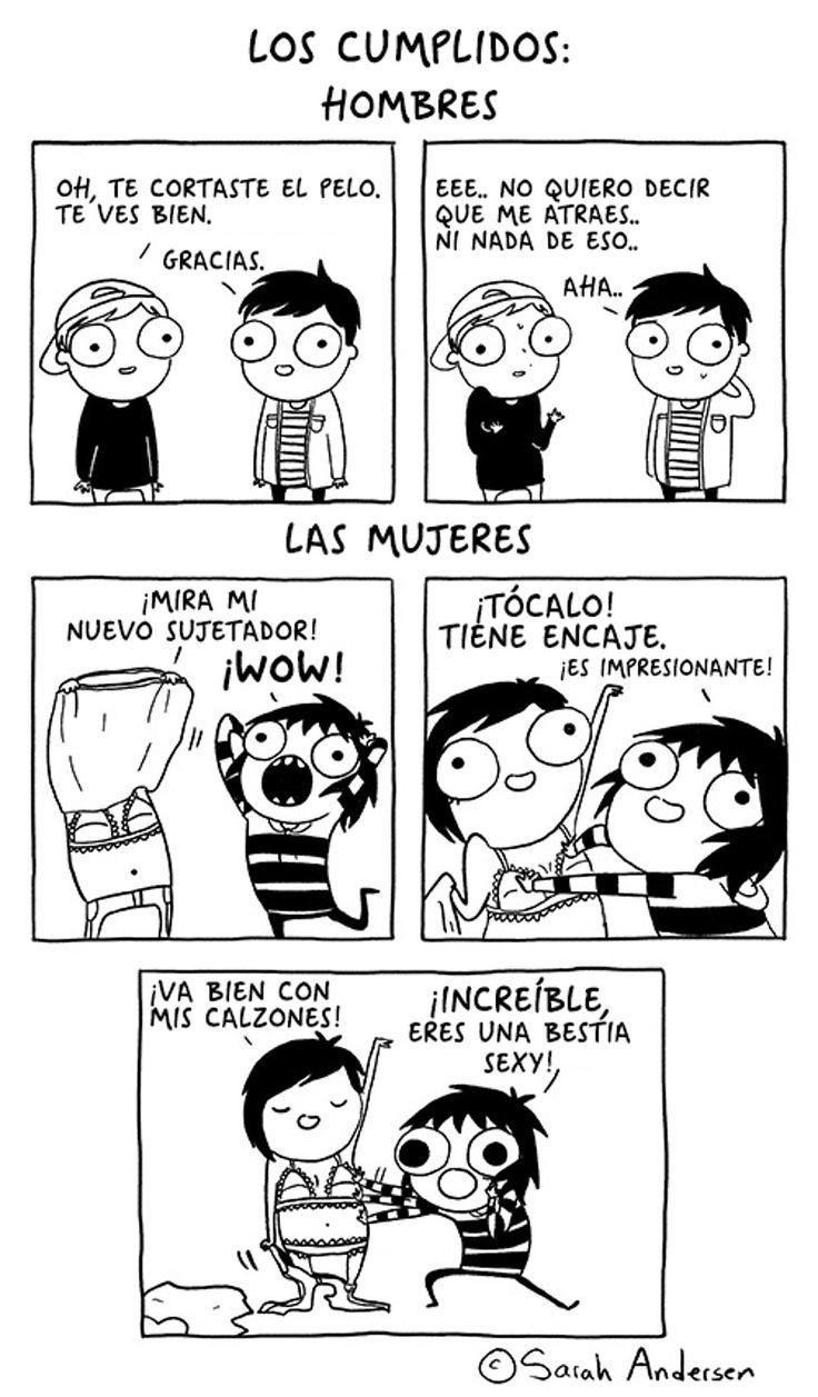 15 dibujos que demuestran que ser chica NO ES FÁCIL :( - Imagen 3