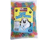 A bulk bag of Finetime Sour Polar Bears.