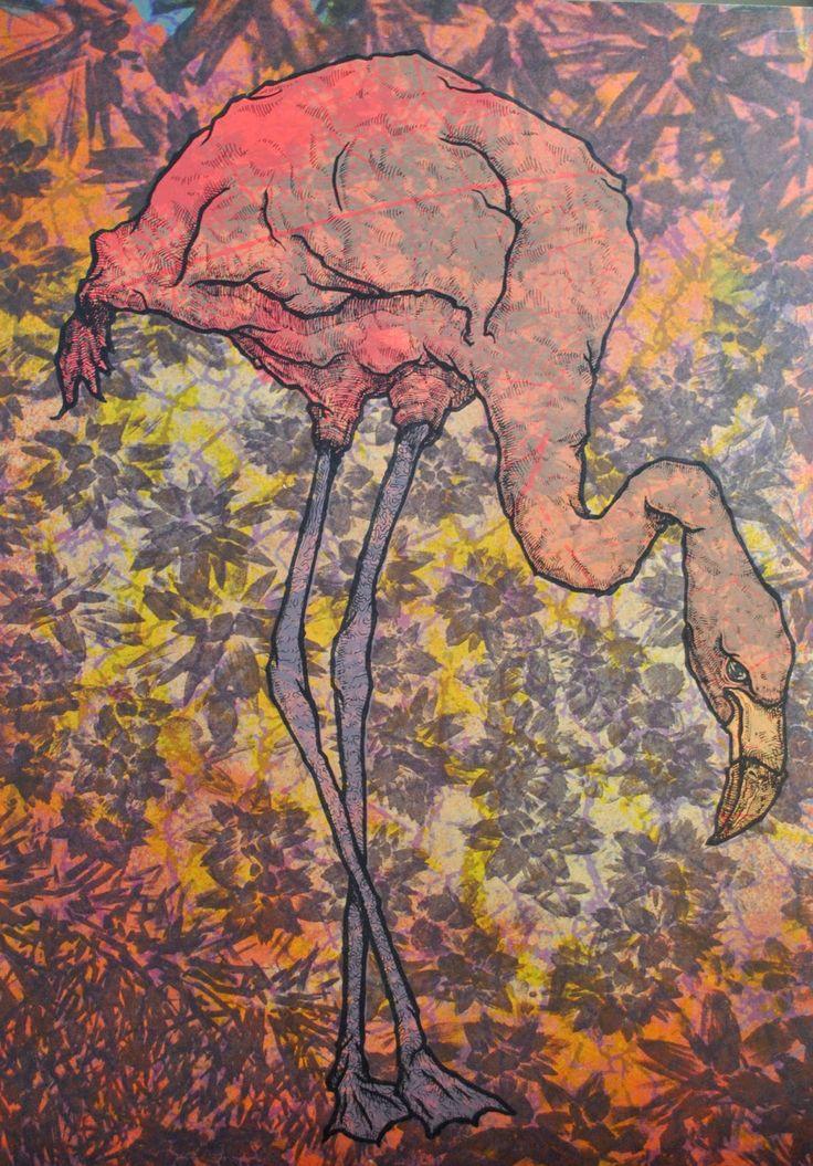Jonasz Koperkiewicz: Flamingo