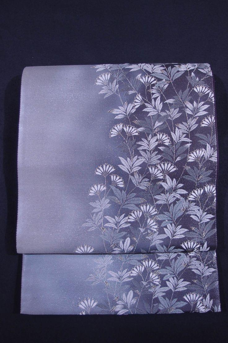 Fujibakama (ふじばかま) / Eupatorium fortunei, one of the aki-no-nanakusa.