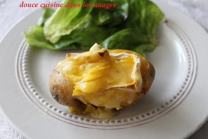 La fromagerie Caprice des Dieux et pommes de terre farcies de Caprice avec huile à la truffe