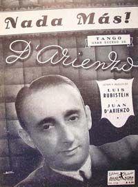 Nada más. Tango (1938)