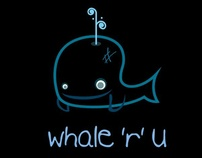 Whale 'R' U - Interactive Experience - Whale Museum by António Gomes, via Behance