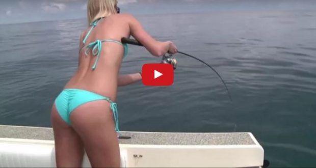 Πήγε για ψάρεμα και τουςΑΠΟΓΕΙΩΣΕ ΟΛΟΥΣ!!!(ΒΙΝΤΕΟ)