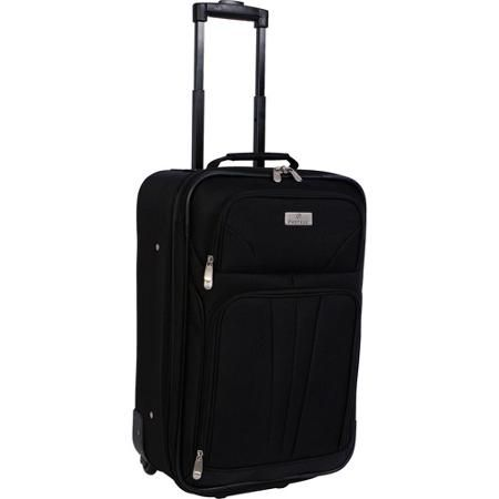 "Protege Monticello 21"" Upright Carry-On Luggage, Multiple Colors"