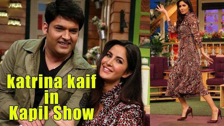 kapil sharma show with katrina kaif asked about ranbir kapoor kissing scene  Duration: 2:11.