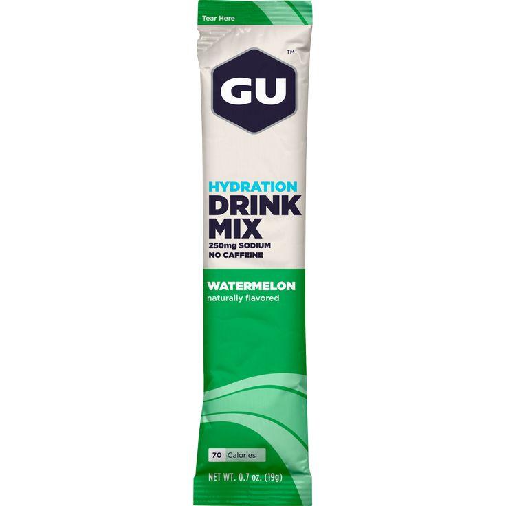 GU Hydration Drink Mix, Watermelon, 1pk