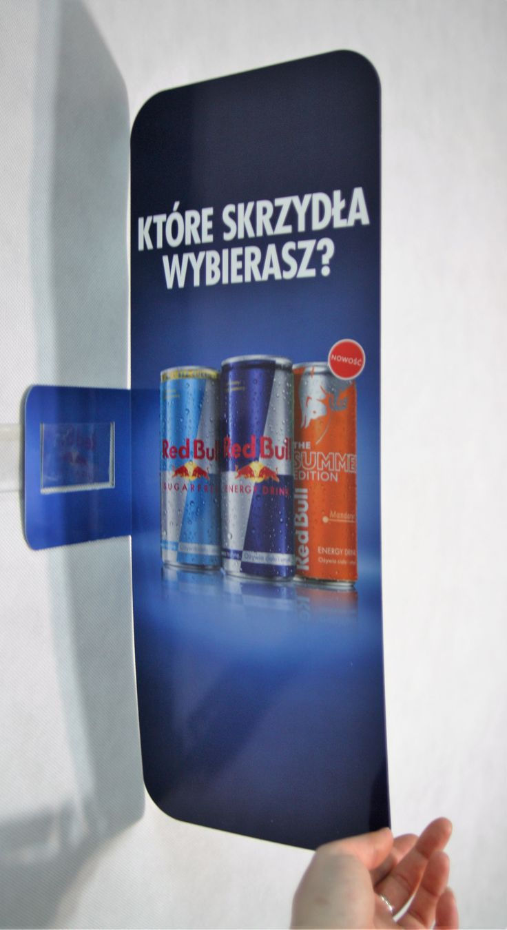 Red Bull Shelf stopper
