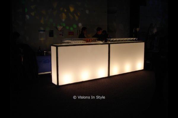bar  lighting/ bar top