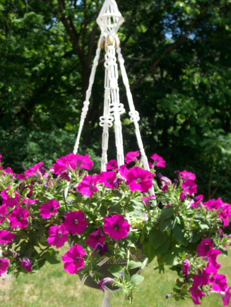 25 Best Ideas About Macrame Plant Hangers On Pinterest