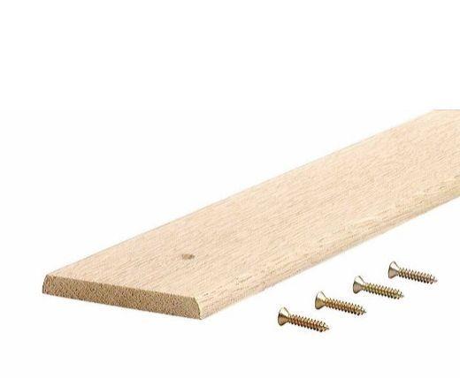 wood to wood transition seam binder - Geflschte Hartholzbden Ber Teppich