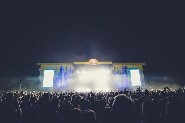 Main Stage 2 • Lollapalooza Berlin • #lollaberlin • #festival • #berlin • Foto: Johannes Riggelsen
