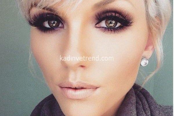 Seksi 4 Yaz Makyaj Trendleri 2015 2016 | kadın ve trend