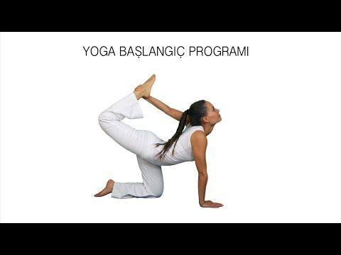 Yoga Vidya Türkiye - Türkçe Yoga Başlangıç (Full) - YouTube