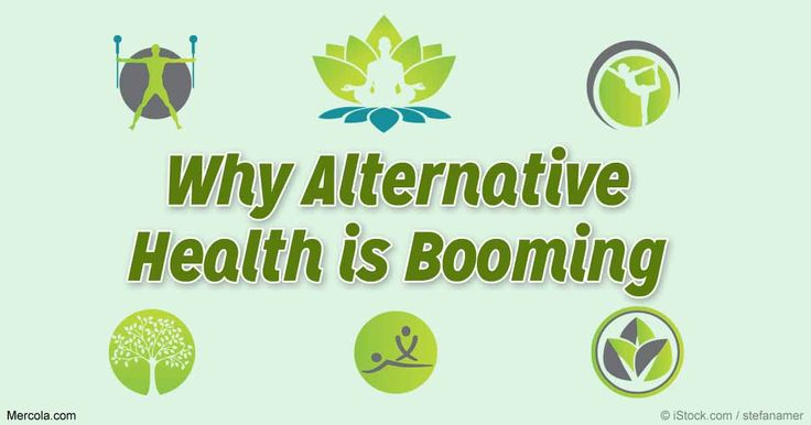 Alternative health is gaining popularity because it focuses on prevention, as well as controlling and improving your own well-being. http://articles.mercola.com/sites/articles/archive/2016/07/04/booming-alternative-health-care.aspx