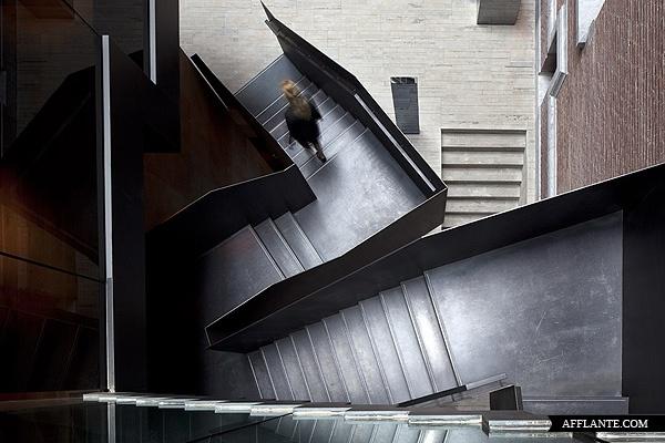 Conservatorium Hotel in Amsterdam // Piero Lissoni
