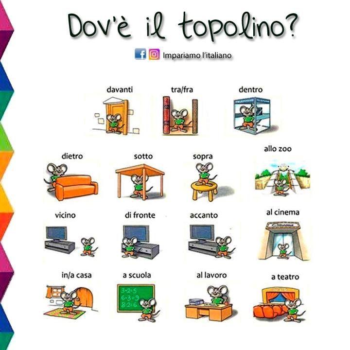 23 besten italienisch bilder auf pinterest italienische sprache italienisches vokabular und. Black Bedroom Furniture Sets. Home Design Ideas