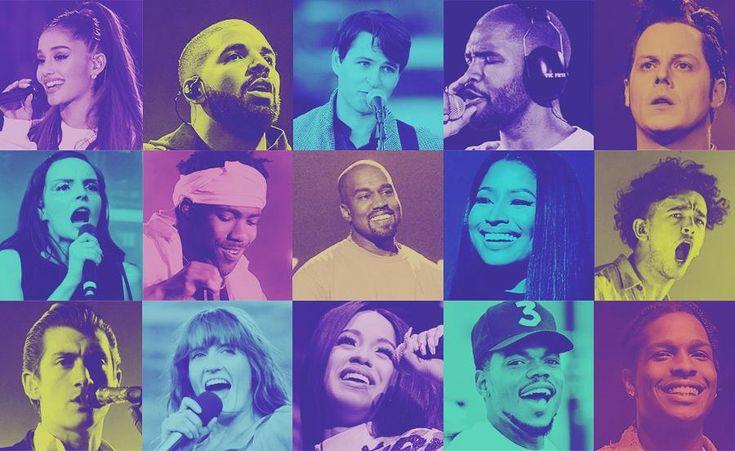 45 albums to watch for in 2018! http://ift.tt/2E0YLsY #KanyeWest #ArianaGrande #VampireWeekend #Drake #ChancetheRapper #ChildishGambino #JackWhite #CHVRCHES #NickiMinaj #The1975 #ArcticMonkeys #ASAPRocky #CarlyRaeJepsen #Grimes #LadyGaga #Migos #Muse #SkyFerreira