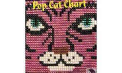 Pop Cat Beading Chart