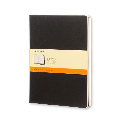 Cahier Journal - Black