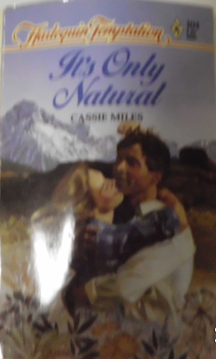 It'S Only Natural: Cassie Miles: 9780373252046: Amazon.com: Books
