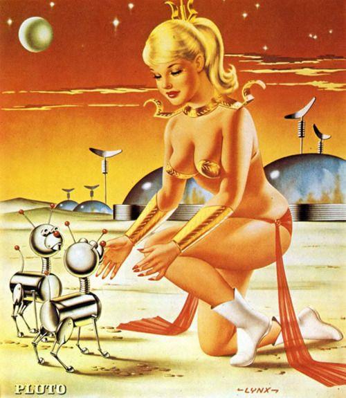 69 Best Futuristic Retro Artwork Images On Pinterest