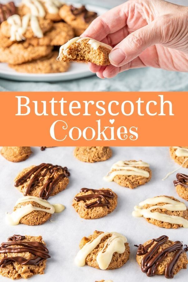 Jul 6, 2020 – Do yourself a favor and make this butterscotch cookies recipe. Not only does the butterscotch flavor burst…
