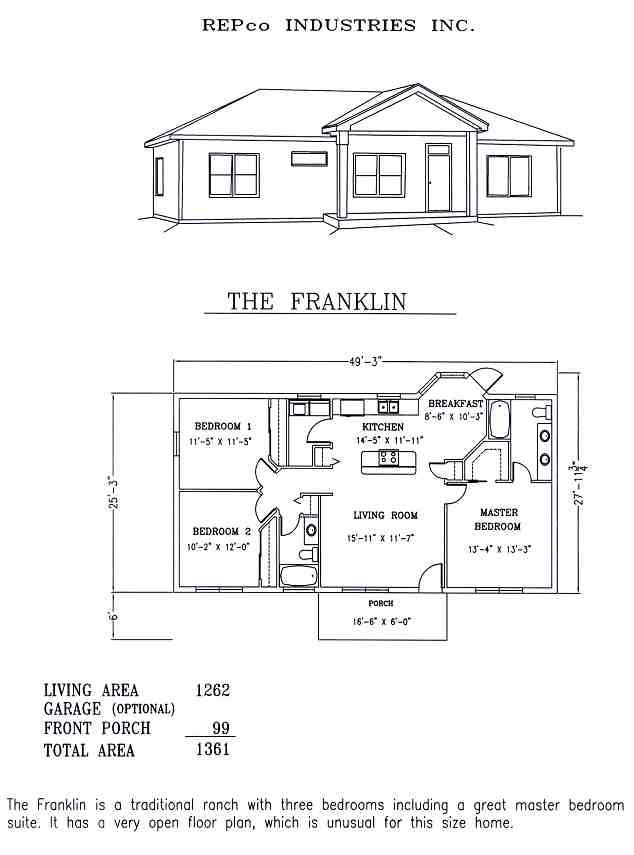 Residential steel house plans manufactured homes floor for Metal building plans and prices