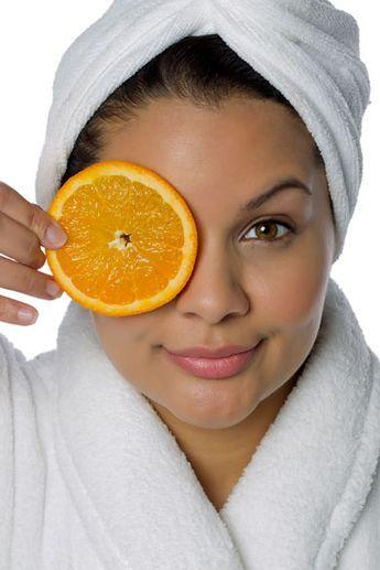 Πορτοκάλι... για φυσική ομορφιά, σφιχτό δέρμα χωρίς ρυτίδες!