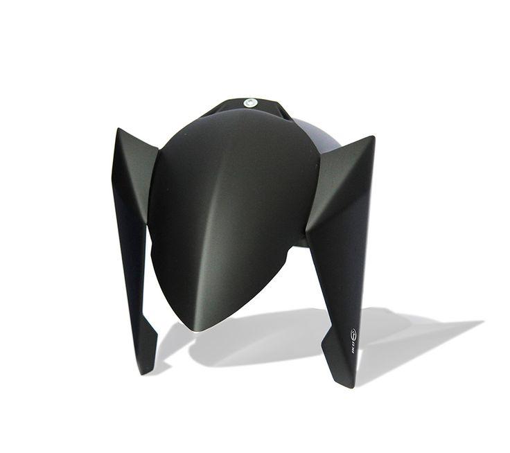 """BCD Garde-Boue Avant """"Noir Mat"""" Yamaha TMAX 500 / T-MAX 530T-MAX 530 4t LC inject (à partir de 2012)"""
