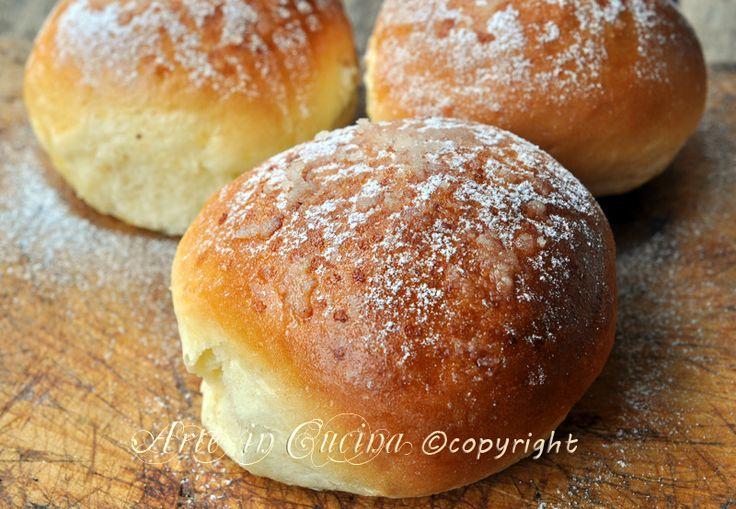 Panini+dolci+al+miele+ricetta+veloce
