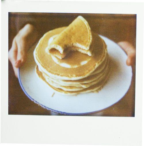 pancakes. gorgeous.