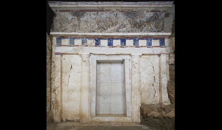 116 best images about Museum of Aigai, Vergina, Greece on ...