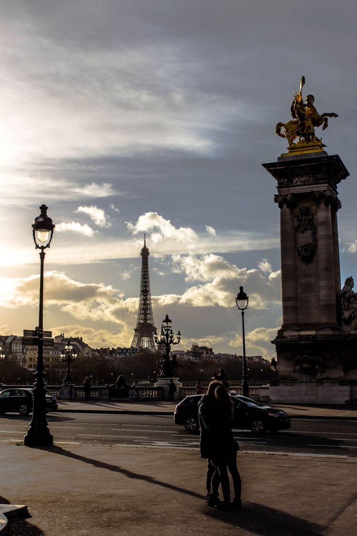 On Napoleon's Bridge