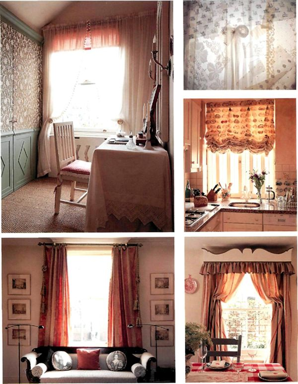 Curtain Styles That Work in Harmony With Your Home